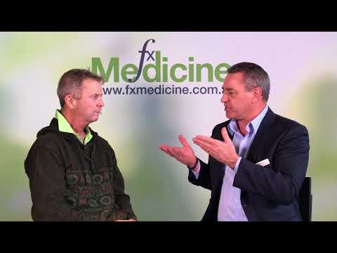 Tonie Fitzgerald FX Medicine Interview