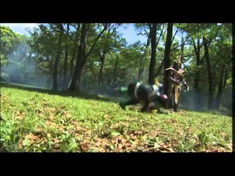 มาสไรเดอร์ OOO The Movie cut ฝึกพากย์ไทย
