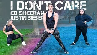 I Don't Care - Ed Sheeran & Justin Bieber | Caleb Marshall | Dance Workout
