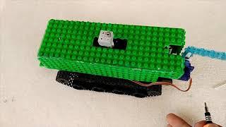 STAIRS CLIMBING ROBOT M4L