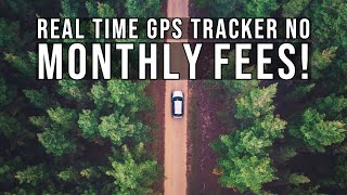 Real Time GPS Tracker With No Monthly Fee | Best Seller 2020