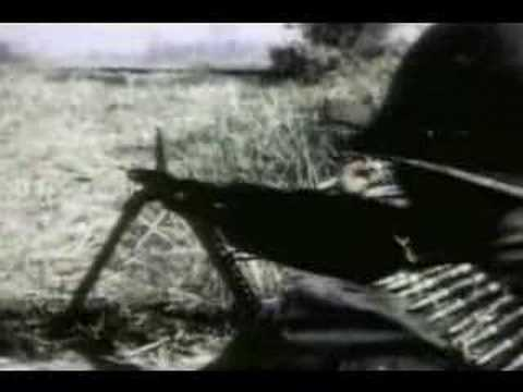 Infantry and helicopters in action in Vietnam