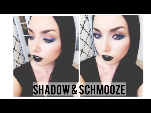 Get Ready With Me | NEW BH Cosmetics Studio Pro Powder, CC Cream & Bright blue winged eyeliner!