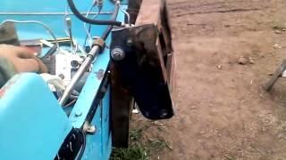 самодельный трим на лодочный мотор