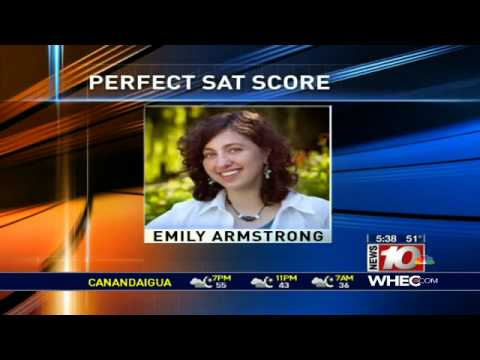 Our Lady of Mercy High School senior receives perfect score