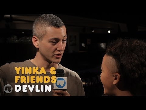 YINKA & FRIENDS: DEVLIN