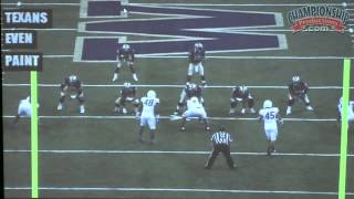Steve Sarkisian: Tagging Your Run Game with Perimeter Screens
