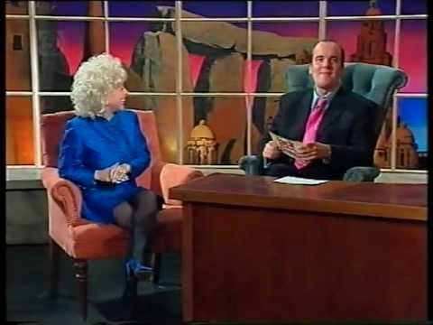 Barbara Windsor interviewed on Jack Docherty Show - '97, stereo