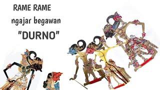"""""""RAMEE"""" Rame-rame ngajar begawan Durno"""