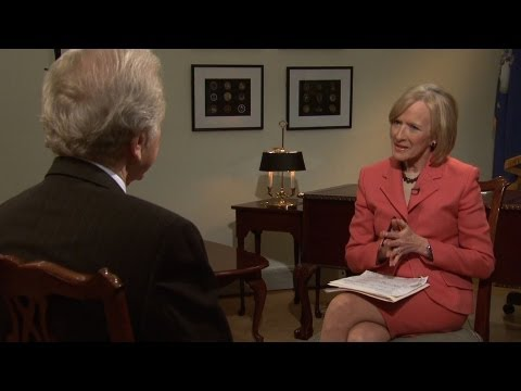 NewsHour's Extended Interview With Retiring Sen. Joe Lieberman