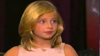 Jackie Evancho - A voice from God - Oprah