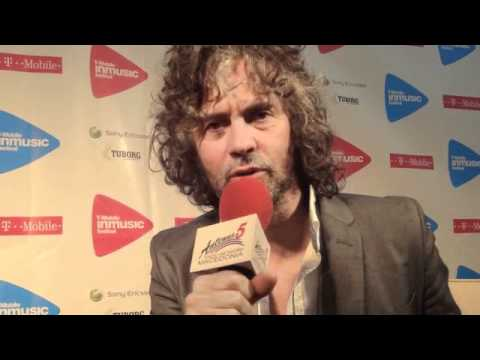 The Flaming Lips For Antenna 5 Radio Network Macedonia