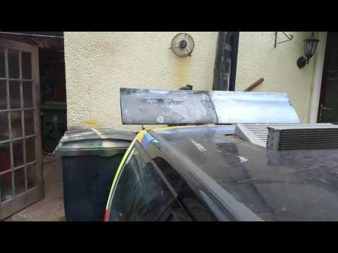 Activ aero with full air brake