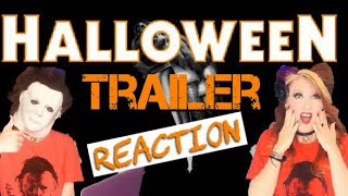 Halloween Trailer Reaction Review And Bam Box Horror Nick Castle Unboxing
