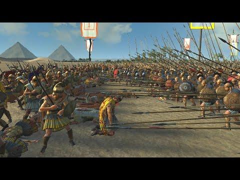 """Total War: Rome II online battle #347: """"Silver Shield box"""""""