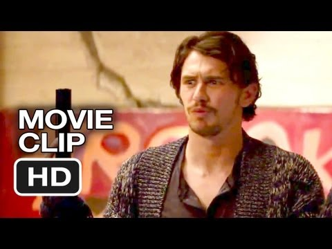 This is the End Movie CLIP – They Rescue Actors First (2013) – James Franco Movie HD