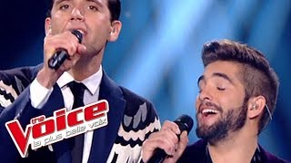 Barbara – L'Aigle Noir | Kendji Girac & Mika | The Voice France 2014 | Finale