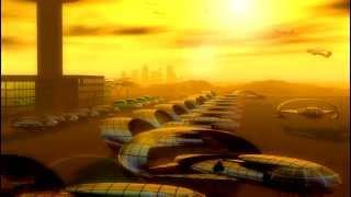 Sunset of humanity Закат человечества