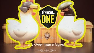 CHICKENZ!! - ESL One Cologne 2019
