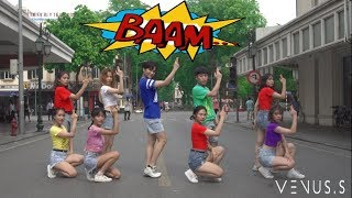[KPOP IN PUBLIC ] MOMOLAND (모모랜드) - BAAM (배앰) DANCE COVER by VENUS.S FROM VIETNAM