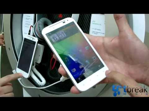 HTC Sensation XL Walkthrough