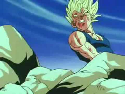 Dragon Ball z Majin Vegeta Ssj3 Dragon Ball z Goku Ssj3 vs