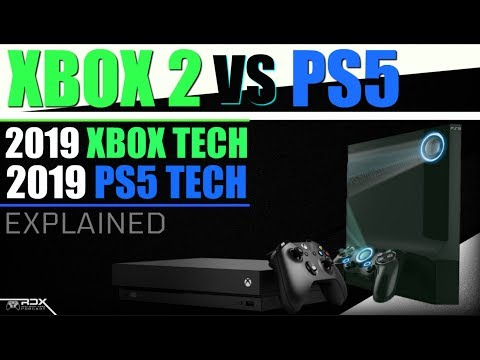 MEGA Powered Next Gen Xbox 2 'Coming 2019', PS5 News, Xbox Tech, 2018 Games + Big Xbox One X News