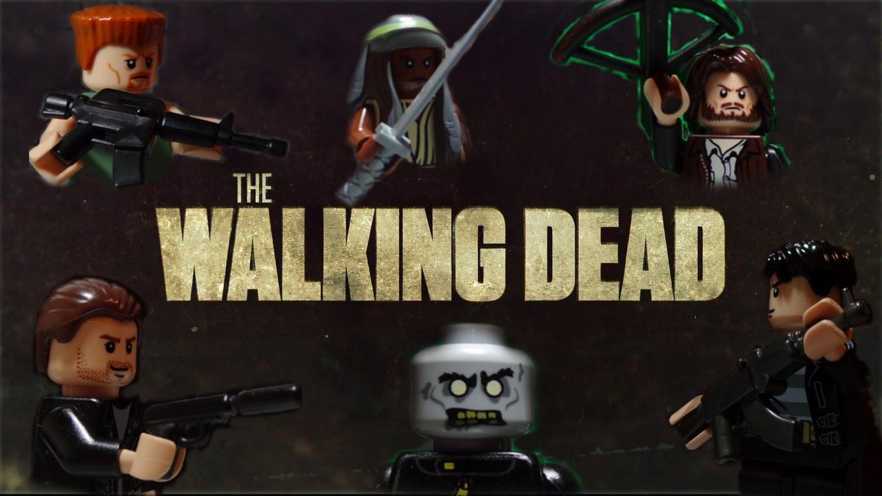 lego the walking dead season 5 trailer youtube. Black Bedroom Furniture Sets. Home Design Ideas