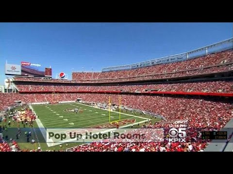 Company Proposes Pop-Up Shipping Container Hotels For Super Bowl 50 Guests