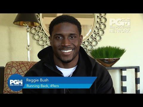 Reggie Bush On Joining the 49ers