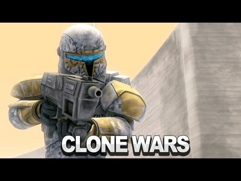Star Wars Clones vs Droides Star Wars Clone Wars