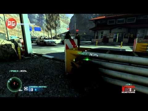 Tom Clancy's Splinter Cell: Blacklist. Снова в строю. Видеообзор