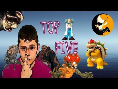 TOP 5 –  Le Migliori Boss Fight Dei Videogiochi (Concorso FabutheMDFKR)