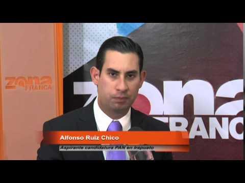 Alfonso Ruiz Chico insiste en buscar la candidatura del PAN en Irapuato