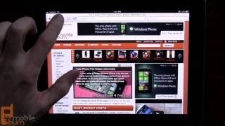 Apple iPad 2 (Verizon) video tour