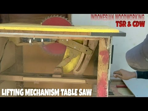 Table saw home made review