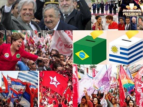 Notizie relative a elezioni 2014 in Brasile e Uruguay News about elections 2014 in Brazil and Urugua
