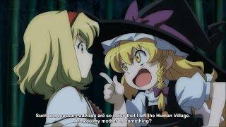 ?Touhou Anime???Fantasy Kaleidoscope Ep.8 ~Imperishable Night Incident I [Eng Subs + JP Fandub]