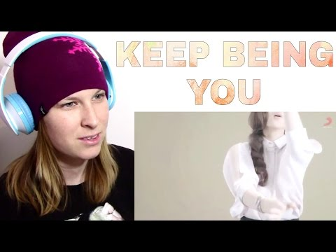 download lagu ISYANA SARASVATI - KEEP BEING YOU ( OFFICIAL VIDEO ) | REACTION gratis
