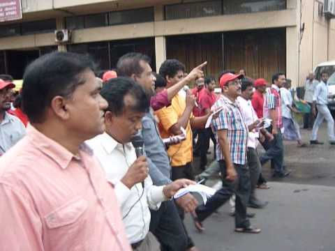 jvp protest