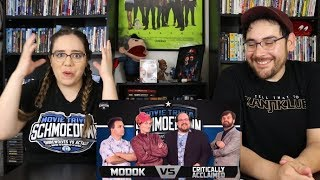 Modok VS Critically Acclaimed REACTION - Movie Trivia Schmoedown