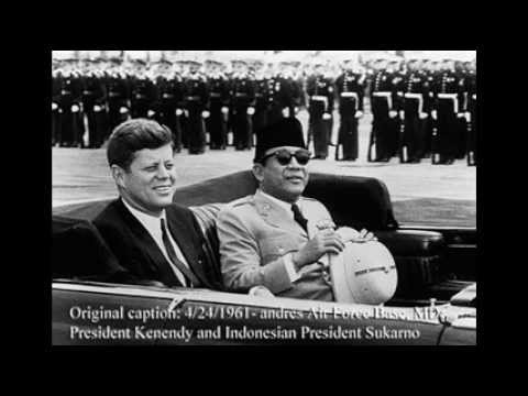 Greatest Presidents of the Indonesia (Soekarno)