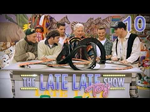 Late Late Toy Show Best Moments: Boyzone 1994