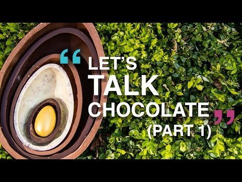 Easter Egg Hunt | Let's Talk Chocolate Pt.1