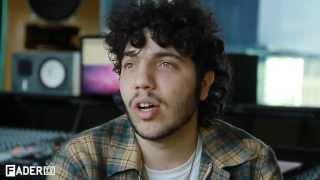 Benny Blanco - Studio Time - FADER TV