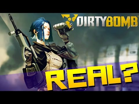 """Am I the """"REAL"""" kandyrew? (Dirty Bomb Cobalt Kira Live Commentary)"""