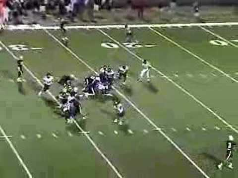 2007 Junior video clips of athlete and multisport star, Rex Burkhead #20 (RB ...