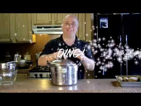 Cooking With Johnny The Bloopers Potato Croquettes &amp  Cauliflower Gnocchi