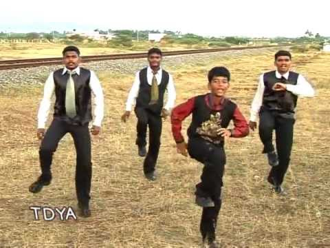 Tamil Christian Dance Song For Youth - I Don't Care video
