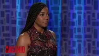 Ernestine Johnson Performs 'The Average Black Girl' on Arsenio Hall Show